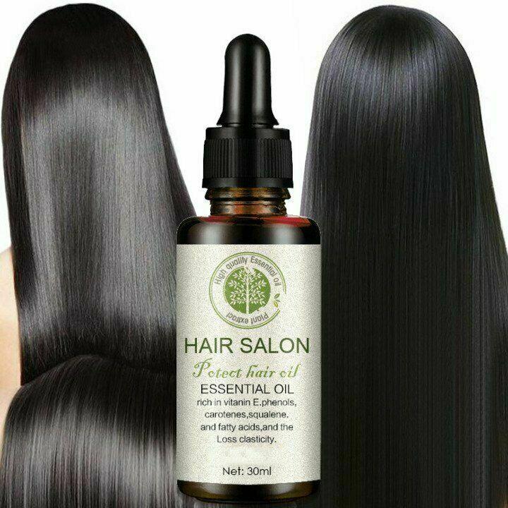 Hair Regrowth Serum Perfect Hair Essential Oil 30ml Moisturizing Hair Care Essential Oil 100% Natural Care Treatment Hair Salon