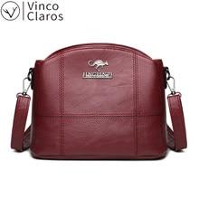 Luxury Brand Women Handbags Leather Small Flap Shoulder Bag High Quality Cross Body Bags for Women 2021 Fashion Purse Sac A Main