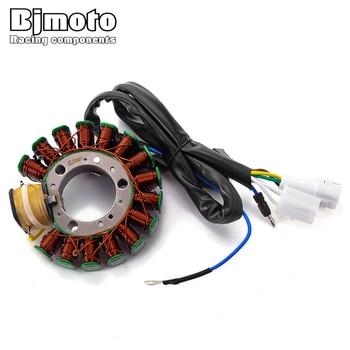 BJMOTO Engine Stator Coils For Yamaha TTR225 TTR XT225 Serow 225 XT ST225 Bronco 225 ST Motor Ignition 4JG-85510-01 4JG-85510-01