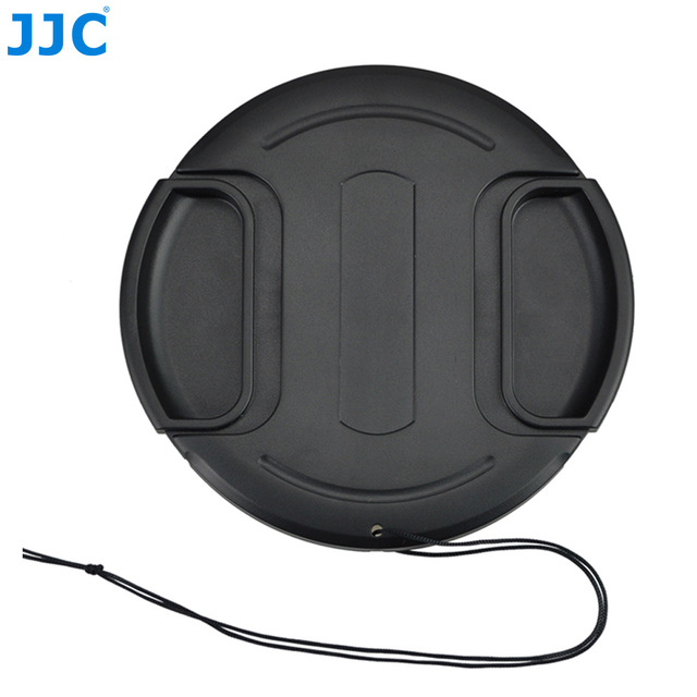JJC caméra grande taille objectif bouchon 55mm 58mm 62mm 67mm 72mm 77mm 82mm 86mm 95mm 105mm protecteur