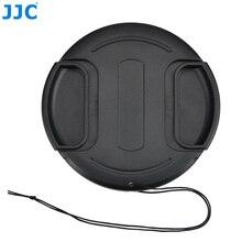 Крышка объектива JJC для камеры большого размера, защитная крышка 55 мм 58 мм 62 мм 67 мм 72 мм 77 мм 82 мм 86 мм 95 мм 105 мм