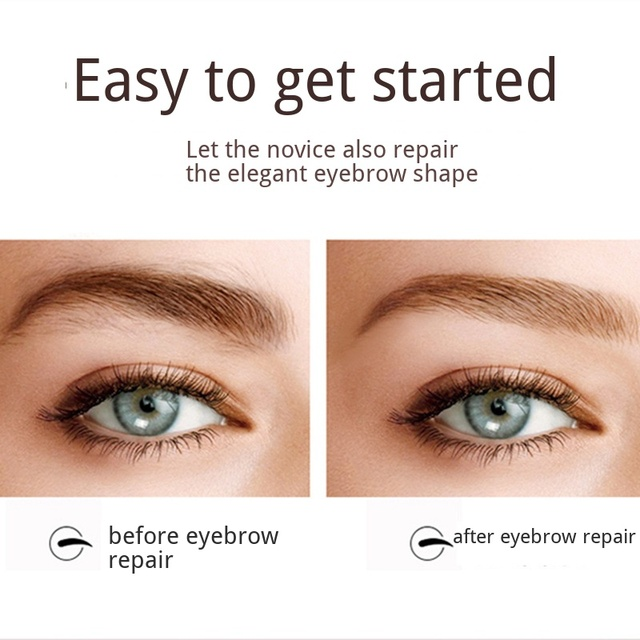Electric Eyebrow Trimmer Epilators Brows Pen Hair Remover Epilator Shaver Razor Instant Painless Eyebrow Razor Epilator Portable 2
