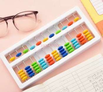 Abacus elementary school children counter abacus math arithmetic addition and subtraction arithmetic school supplies