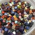 100 г бусины из гранулированного камня в ассортименте, смесь драгоценных камней, минералов, хрустальный камень для исцеления чакр, кристаллы ...
