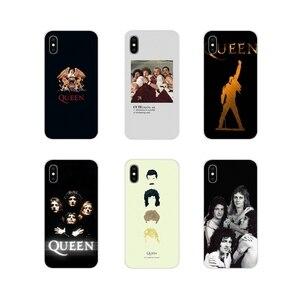 Аксессуары чехлы для телефонов Queen Rock Group для Samsung A10 A30 A40 A50 A60 A70 M30 Galaxy Note 2 3 4 5 8 9 10 PLUS