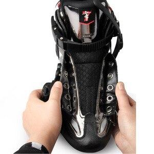 Image 5 - 2020 Original SEBA KSJ Shadow Professional Slalom Inline Skates Carbon Fiber Roller Skating Shoes Sliding Free Skating Patines