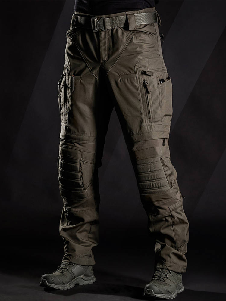 Work Cargo-Pants Combat-Uniform Paintball Mege Military Tactical Multi-Pockets Dropship