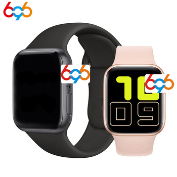 "696 X6 1.54"" Full Touch Smart Watch Men for Apple Watch Support Bluetooth Call Music Play Women Smart Band PK W34 IWO 12  10 X7 1"