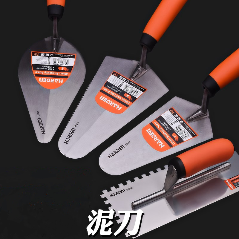 Multipurpose Plastering Skimming Trowel Flooring Grout Tiling Wall Construction Tool Putty Knife Scraper Steel Teppanyaki Tools