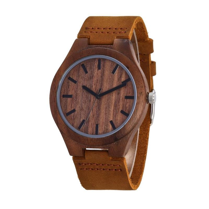 2020 Top Fashion Classic Hot Style Wooden Watch Speed Sell Through Amazon Cross-border Electricity International A Undertakes
