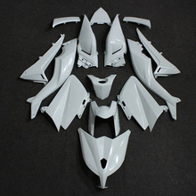 ZXMT motorcycle Unpainted Fairing Set fit for TMAX530 2012 2013 2014 ABS Plastic Injection Bodywork T-max 530 12 13 14 complete fairings for honda cbr1000rr 12 13 14 2012 2013 2014 abs plastic motorcycle fairing kit