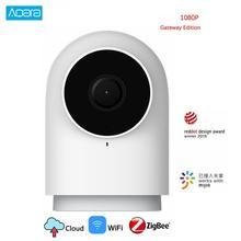 Aqara كاميرا ذكية G2 1080P بوابة الطبعة زيجبي الربط الذكية واي فاي اللاسلكية سحابة أمن الوطن