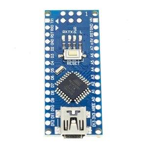 Image 4 - ¡Envío gratis! Controlador Nano V3 3,0, compatible con nano CH340, USB sin CABLE nano v3.0, 50 uds.