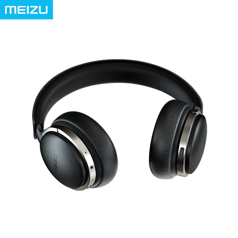 Meizu HD60 Headphone Bluetooth 5.0 Headband Hi Res certified support aptX and Smart Voice Assistant Remote Touch Control - 4