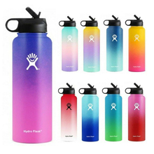 Hydro Flask Water Bottle Vacuum Insulated Wide Mouth Travel