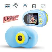Children Mini Vlogging Camera HD Kids Digital Video Photo Ca