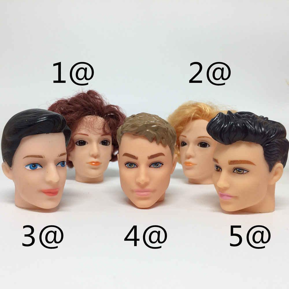 ตุ๊กตาชายยาวและสั้นผมเด็ก 30 ซม.14 เคลื่อนย้ายได้ Man Jointed ตุ๊กตาแฟน Cool Prince Nude เพื่อนตุ๊กตาของเล่นสำหรับเด็ก