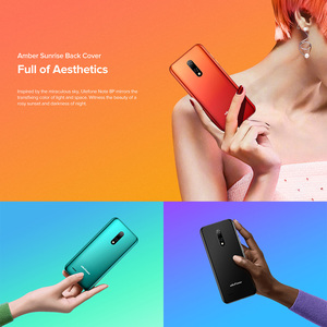 Image 5 - Ulefone Note 8P 4G Mobile Phone Android 10 5.5 inch 2GB 16GB MT6737 Quad Core 8MP 2700mAh Face Unlock Dual SIM Smartphone Global