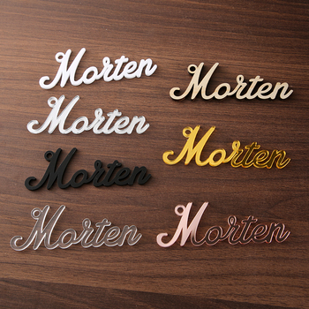Personalized  Wedding place card Custom Name Charms Bridal Shower Decor Party Favor Laser Cut Place Cards  Name tags for wedding 120pcs lot laser cut humming bird shaped table name place card escort card wine glass card wedding baby shower decoration wd108