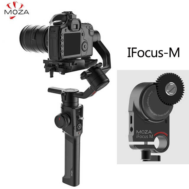 Moza Air 2 3 Axis Handheld Gimbal DSLR Camera Stabilizer for