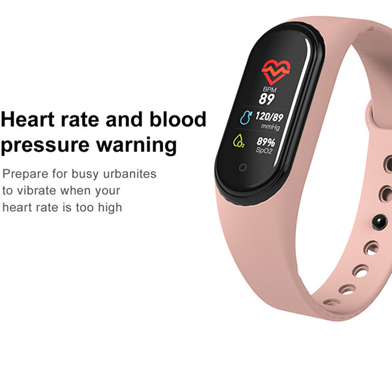 M4 Smart Band Wristbands Fitness Tracker Health Heart Rate Blood Pressure Bluetooth Sports Bracelet smartband M4 Smart Band Wristbands Fitness Tracker Health Heart Rate Blood Pressure Bluetooth Sports Bracelet smartband