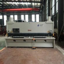 Produkcji bezpośrednio dostarczać karoserii wykrawarka hydrauliczna QC11K-16 #215 3200 tanie tanio AOXUANZG Iso 9001 2000 Arkusz płyta toczenia CN (pochodzenie) Przycięte na długość Stal węglowa Automatyczne QC11K-16x3200