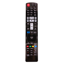 TCMeide NEW Replcement for LG AKB73275501 BLU RAY Home Theater System Remote Control