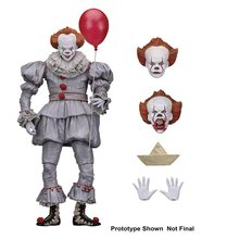 Giocattoli Stephen King s 'È il Clown Pennywise Figura PVC Horror Action Figure Da Collezione Model Toy(China)