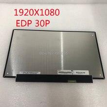 12.5 polegada tela lcd 1920x1080 edp30p notebook hd tela lcd ângulo de visão completo