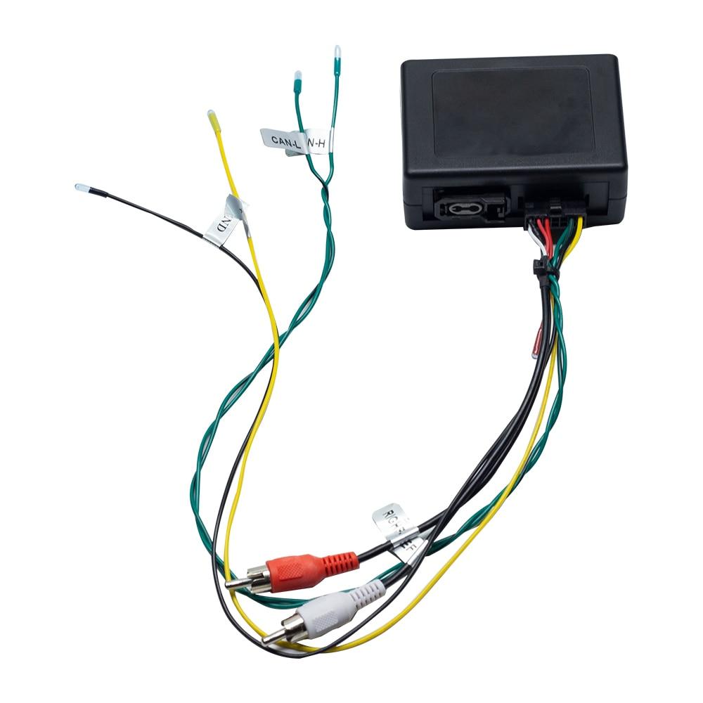 ZLTOOPAI voiture stéréo Radio Fiber optique décodeur la plupart des boîtes pour Mercedes Benz E CLS SLK SL S CL série (W219 W211 W171) (≤ 2008)