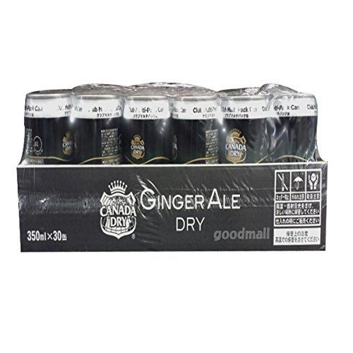 Canada Dry Ginger Ale Club Multi-pack 350ml 30 Ce