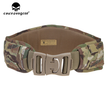 Emersongear Outdoor Tactical Belt Molle Waistband Combat Hunting Padded Sport Airsoft Cummerbunds Shooting Modular Duty