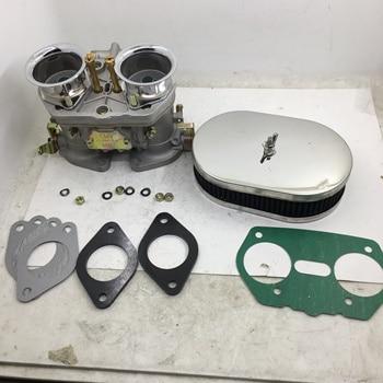 SherryBerg fajs 40mm 40 IDF 40IDF carb carburetor+28mm air horns+45mm tall air filter Insulate kit for Weber Solex dellorto EMPI