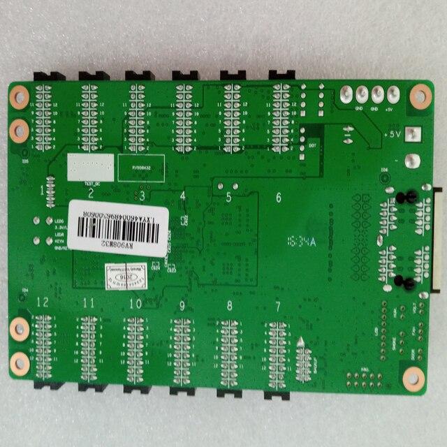 led display controller LINSN RV908 control card | Full Color linsn RV908/RV901 receiving card