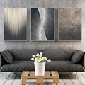 Modern Luxury Line Picture Home Decor Wall Art Canvas Painting Nordic Abstract Wall Posters and Prints for Living Room Design