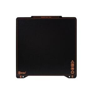 BIQU SSS супер пружинный стальной лист Тепловая платформа 310*310 235*235 стальная пластина PEI для Ender3 I3 mega 3D части принтера