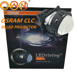 "Image 1 - DLAND OWN OSR CLC 3"" BI LED PROJECTOR LENS 35W POWER BILED SMALL BODY WITH EXCELLENT BEAM LEDPES106 BK LHD LEDRING"