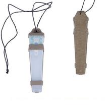 Тактический сигнальный фонарь липучка распознавание безопасности флеш-шлем дополнительная подсветка