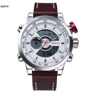 Image 1 - ดิจิตอลกีฬานาฬิกาสำหรับชายคุณภาพสูงแฟชั่นกีฬานาฬิกาข้อมือชายนาฬิกาทหารนาฬิกาปลุกดิจิตอลนาฬิกา