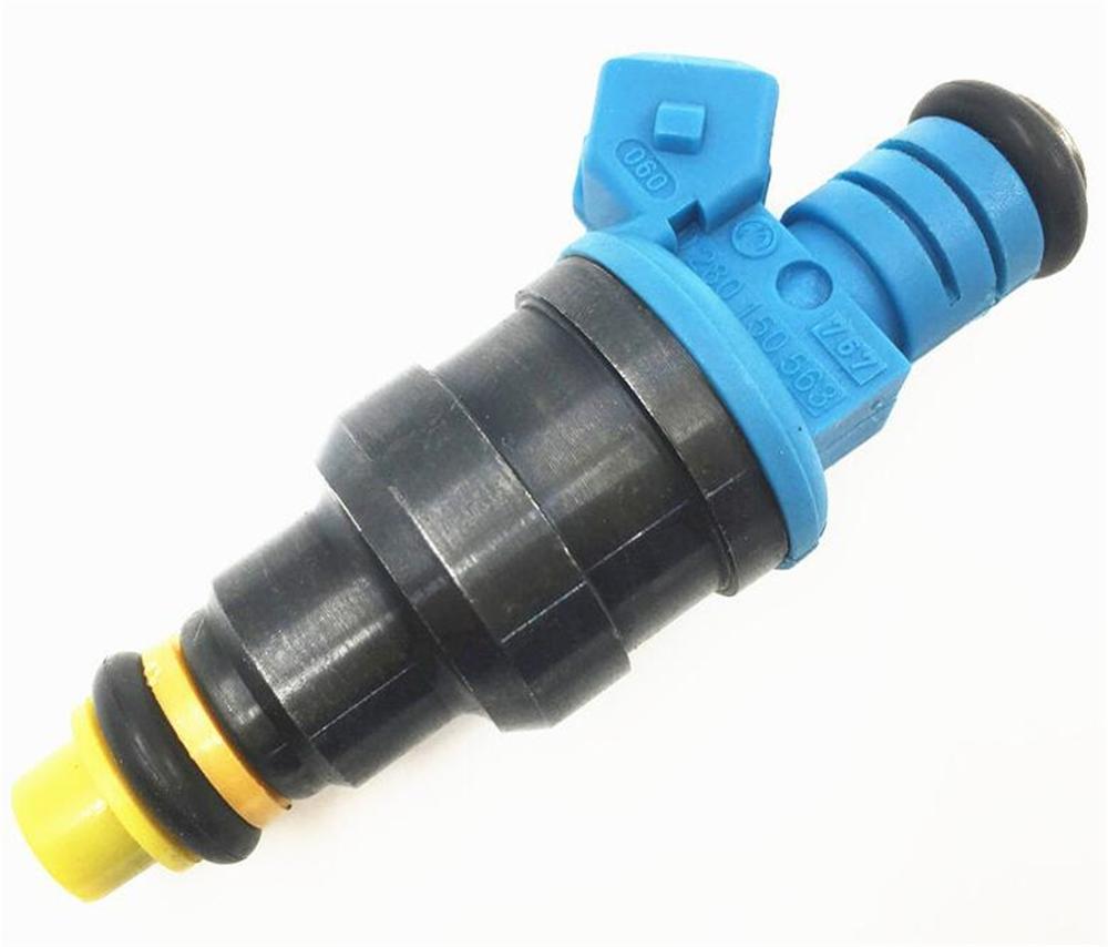 4ks 1712CC Vysoce výkonné vstřikovače paliva s nízkou impedancí 0280150563 0280 150 563 Automatické olejové trysky pro tuning a závodní automobily
