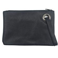 Модная однотонная женская сумка-клатч, кожаная женская сумка-конверт, клатч, вечерняя сумка, женские клатчи, сумочка, немедленно