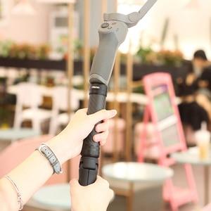 Image 5 - Удлинитель из углеродного волокна, стабилизатор DSLR, карданный стержень для телефона, монопод для DJI Ronin S Moza S Air 2 Zhiyun Crane 2
