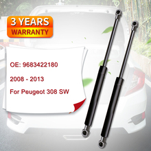 Tailgate Boot Gas Strut 9683422180 for Peugeot 308 SW ( 2008   2013 ) ( Pack of 2 )