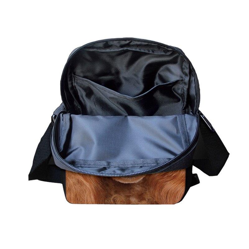 animados mochila 3 pçs set escola secundária bookbag