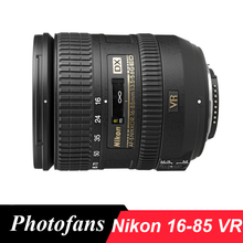 Nikon 16 85 lens  AF S DX 16 85mm f/3.5 5.6G ED VR Lenses for Nikon  D3200 3300 D3400 D3500 D5200 D5300 D5500 D5600 7200 D7500