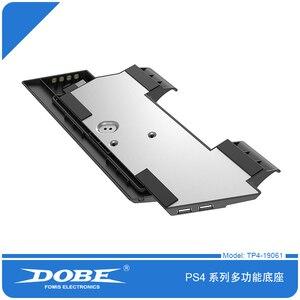 Image 3 - Dobe TP4 19061 Multifunktions Stand HUB Ladestation für PS4/PS4 Dünne/PS4 PRO