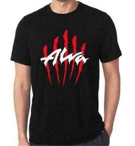 Новая футболка с логотипом скейтборда Alva, американский размер, размеры S, M, L, Xl, 2Xl, Xxxl, Zm1 для молодежи, для среднего возраста, футболка