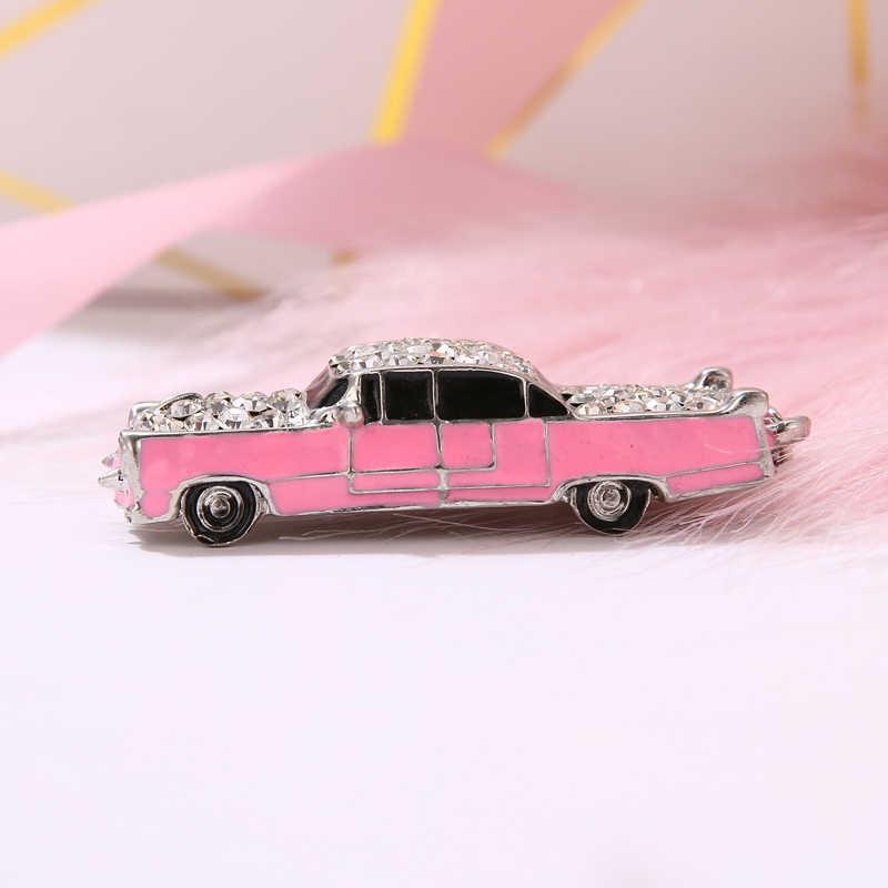 ファッションチャームチャーミングエレガントな車のバッグキーリング誕生日パーティークリスマスギフト送料無料