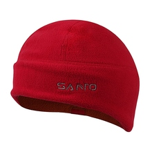 цена на New Unisex Winter Soft Warm Beanie Polar Fleece Watch Cap Windproof Thickened Beanie Hat For Oudoor Ski Climbing Camping Clothes