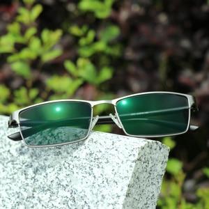 Image 5 - Titanium alloy Outdoor Photochromic Reading Glasses Men Sun Automatic Discoloration Presbyopia Hyperopia Glasse gafas de lectura